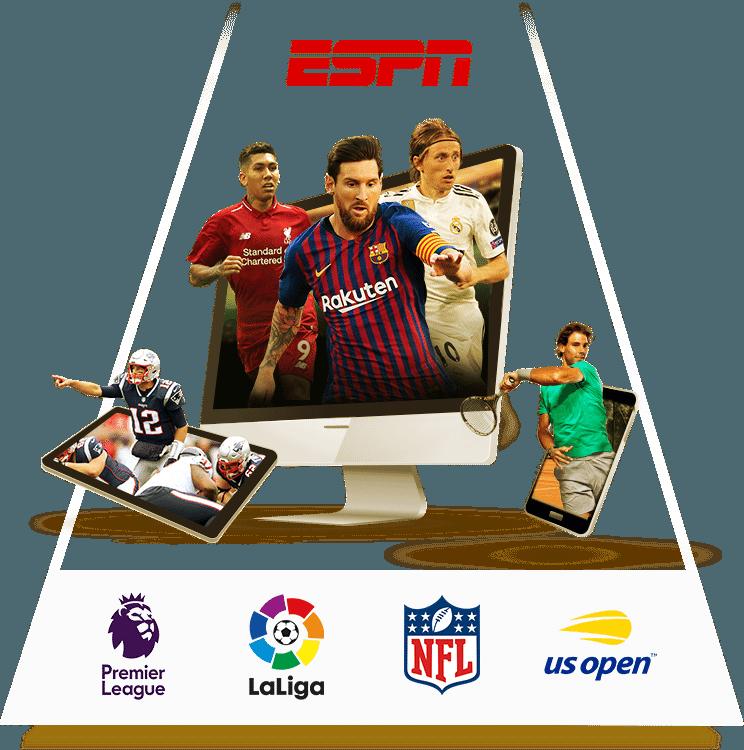 Assista ESPN | Premier League, NFL e muito mais | UOL Esporte Clube