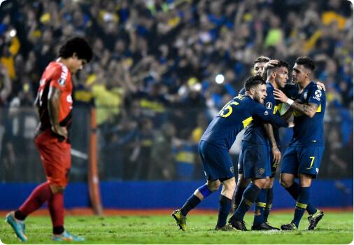 Assista Campeonato Argentino - Fox Sports | UOL Esporte Clube