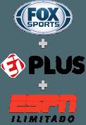 UOL FOX SPORTS + ESPN ILIMITADO + EI PLUS 7D TRIAL