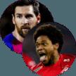 Messi e Luiz