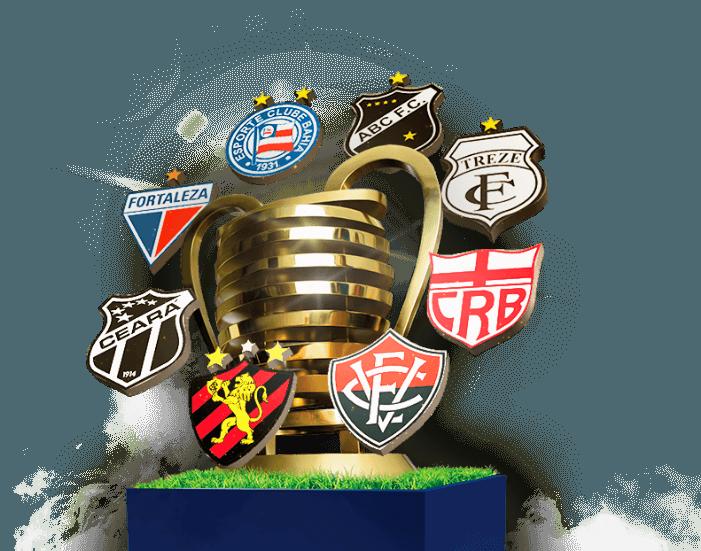 NordesteFC - Copa do Nordeste - Taça