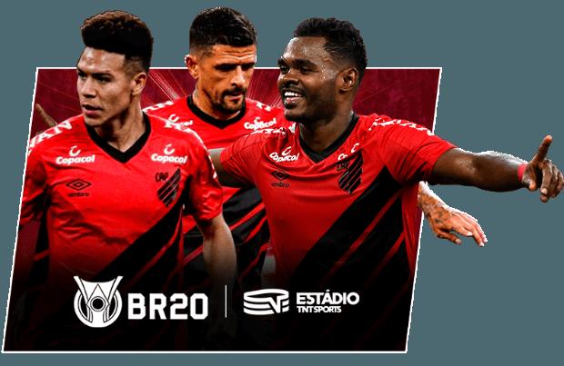Athletico-PR   Brasileirão   Estádio TNT Sports