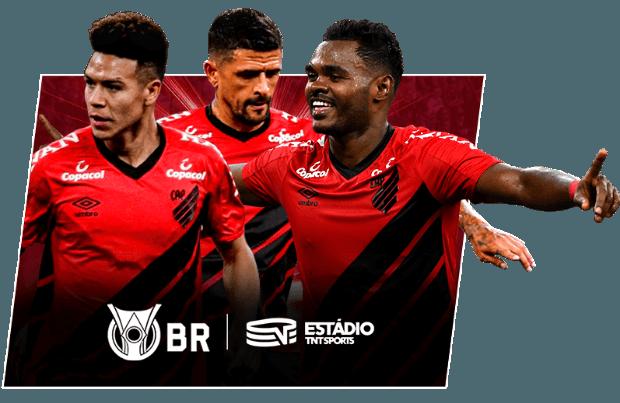 Athletico-PR | Brasileirão | Estádio TNT Sports