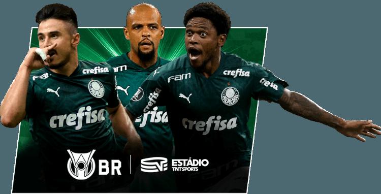 Palmeiras | Brasileirão | Estádio TNT Sports