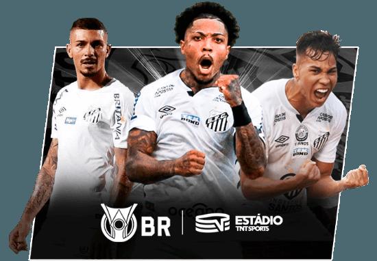 Santos   Brasileirão   Estádio TNT Sports