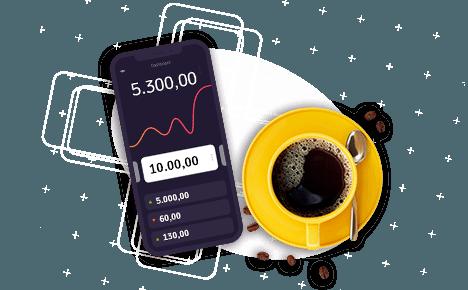 Café com Mercado