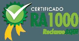 Certificado RA1000