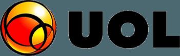 Logo do UOL em 1998