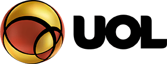 Logo do UOL em 2014