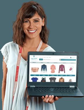 bfea8b9fc Monte sua loja virtual e comece a vender agora
