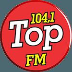 logo Rádio Top 104,1 FM