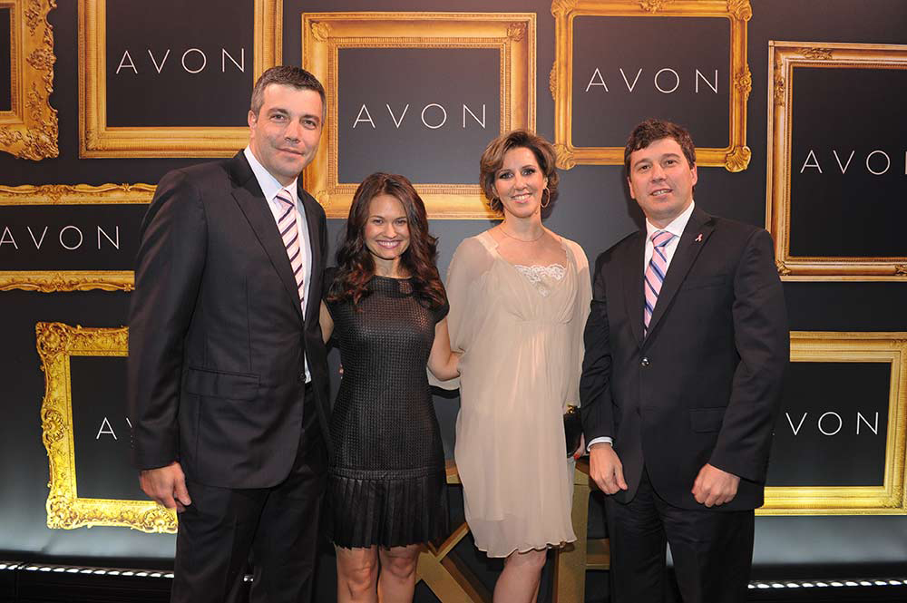 Ricardo Patrocínio, Jessica Goon, Rosana Marques e David Legher