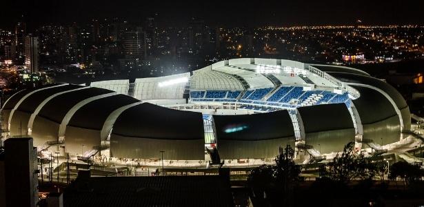 Arena das Dunas recebe Brasil x Bolívia na próxima quinta-feira